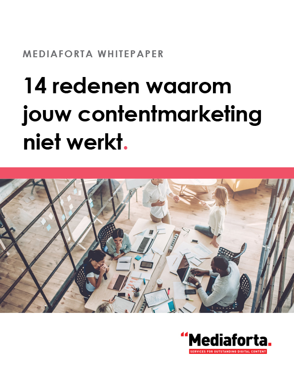 14 redenen contentmarketing cover