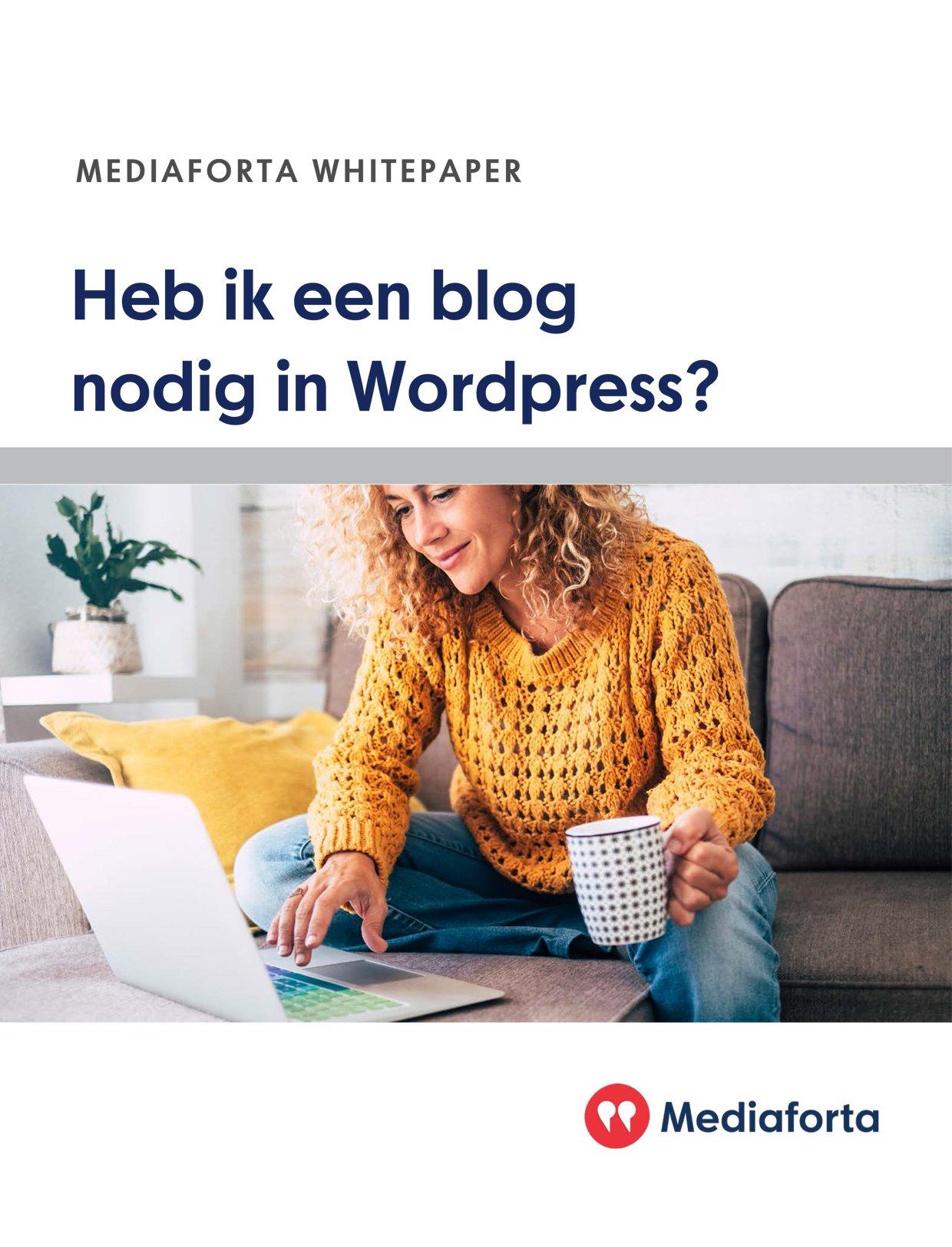 Cover whitepaper blogs bouwen
