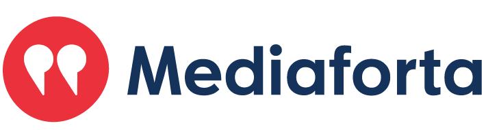 Logo mediaforta 2020